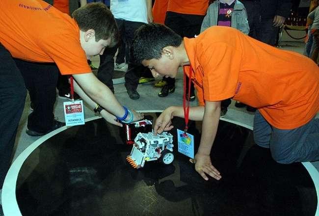 3. Ulusal Bilim Sanat Merkezleri Arası Robot Yarışması Başladı