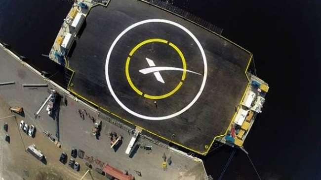 SpaceX\'den tarihi roket denemesi