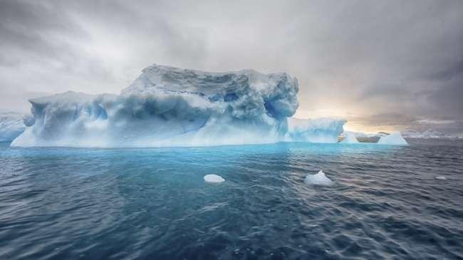 Tüm Buzullar Eridiğinde Dünya Nasıl Görünecek?