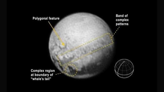 Plüton'da jeolojik hareketlilik tespit edildi