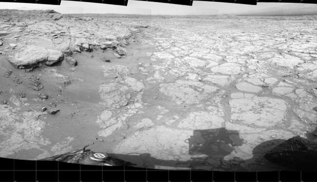 Mars\'ta sondaj hazırlığı