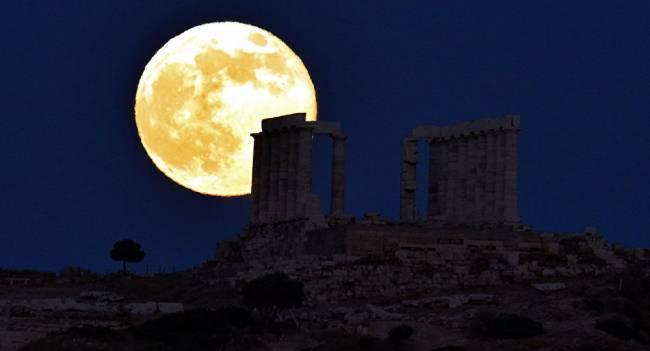 70 yılın en büyük dolunayı geliyor