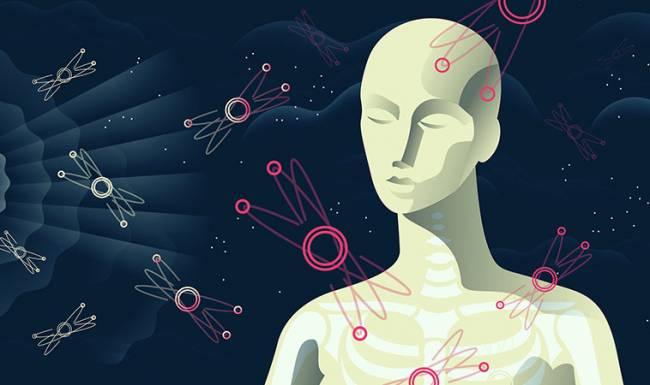 Vücudumuzun 99,99999999'u boşluktan mı oluşuyor?