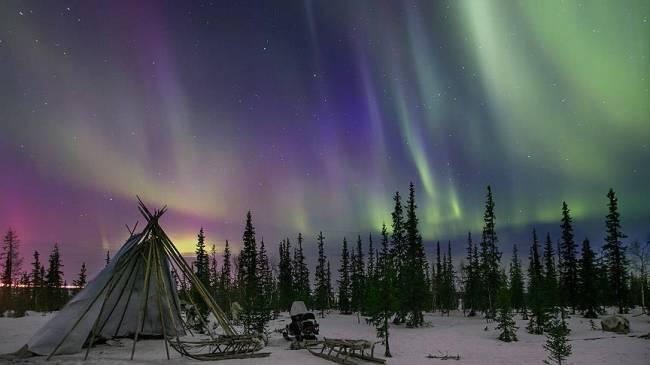 Nanoteknolojide 'kuzey ışıkları' üretimi başlıyor