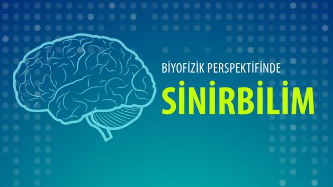 Biyofizik Perspektifinde 'Sinirbilim' 20 Mayıs'ta BMKM'de!