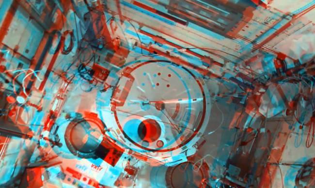 Uluslararası Uzay İstasyonu'nda 3D Tur